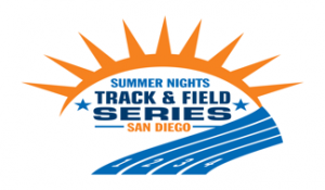 2012 San Diego Summer Nights Track and Field Series Schedule
